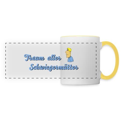 Traum aller Schwiegermütter - Panoramatasse