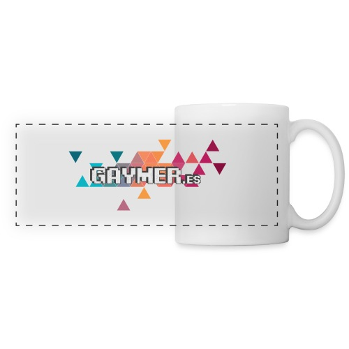 Logo Gaymer.es - Taza panorámica