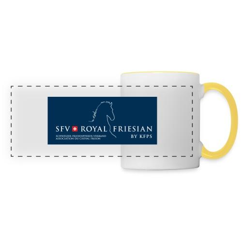 SFV Royal Friesian BLUE - Panoramatasse