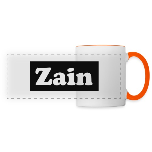 Zain Clothing Line - Panoramic Mug