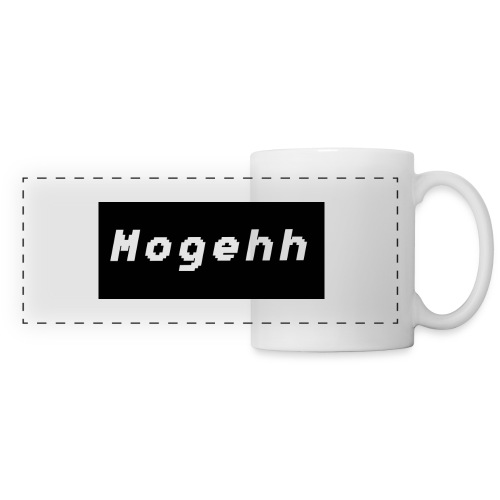 Mogehh logo - Panoramic Mug