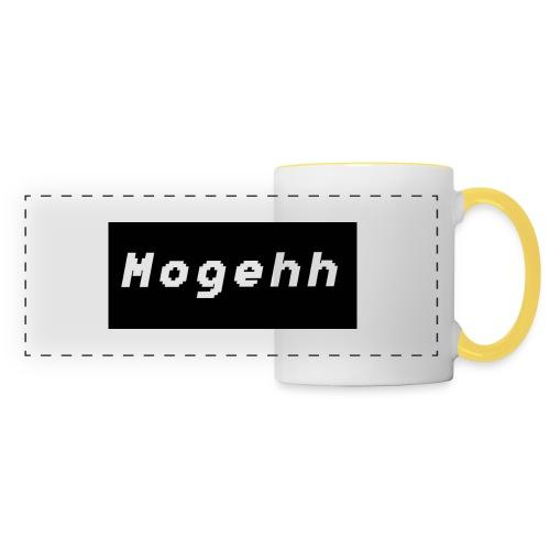 Mogehh logo - Panoramic Mug