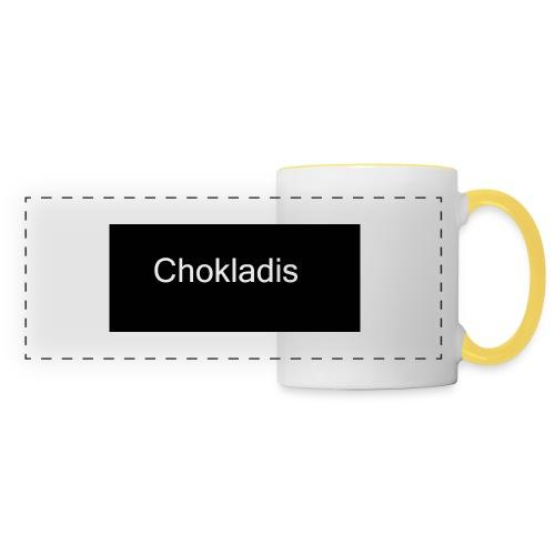 Chokladis Logo - Panoramamugg