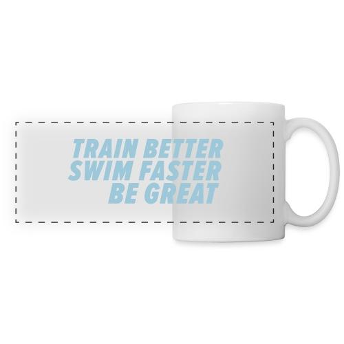 TRAIN BETTER. SWIM FASTER. BE GREAT. - Panoramatasse