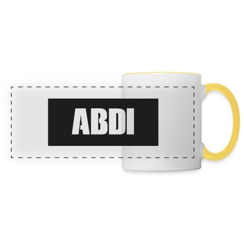 Abdi - Panoramic Mug