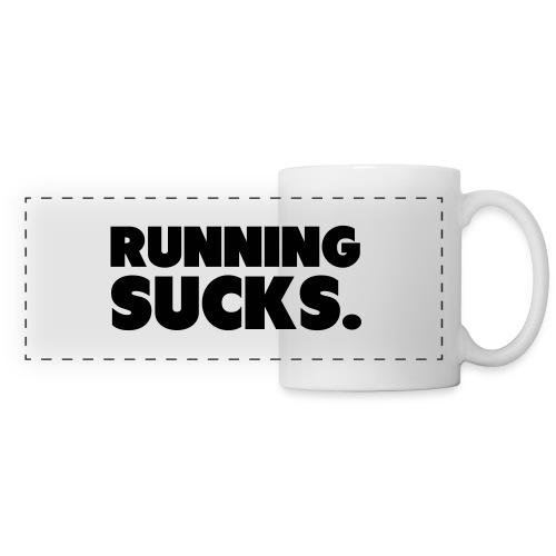 Running Sucks - Panoraamamuki