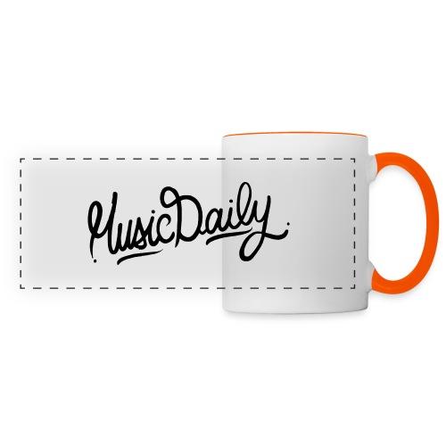 MusicDaily Logo - Panoramamok