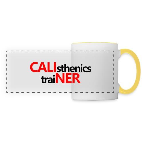 Caliner Snapback cap - Tazza con vista
