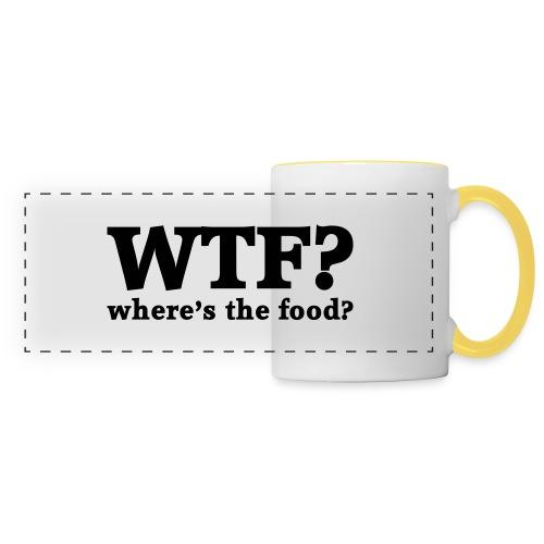WTF - Where's the food? - Panoramamok