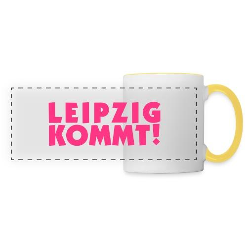 leipzigkommt leipziger leipzig - Panoramatasse