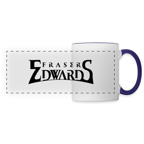 Fraser Edwards Men's Slim Fit T shirt - Panoramic Mug