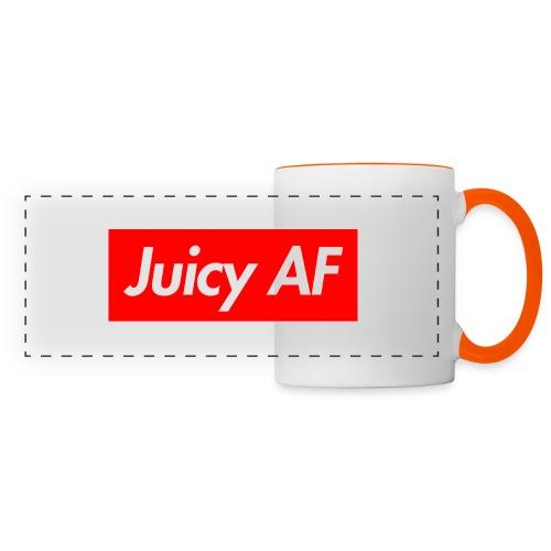 Juicy AF Front - Panoramatasse