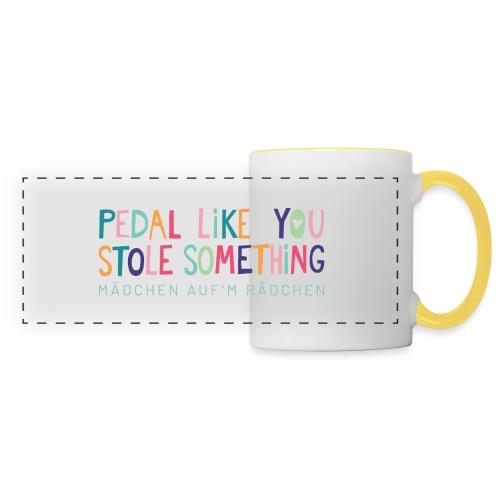 PEDAL LIKE YOU STOLE SOMETHING // MAR - Panoramatasse