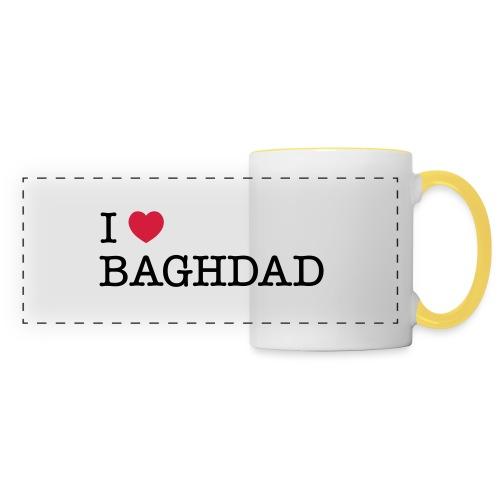 I LOVE BAGHDAD - Panoramic Mug