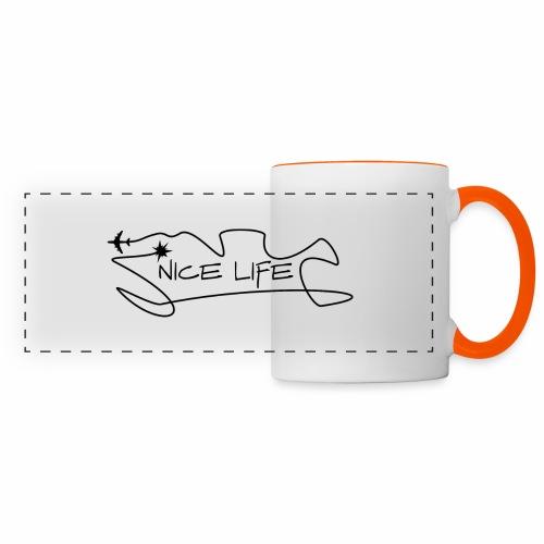 Nice Life - Tazza con vista
