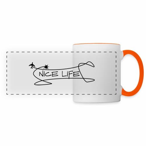 nice life 2 - Tazza panoramica