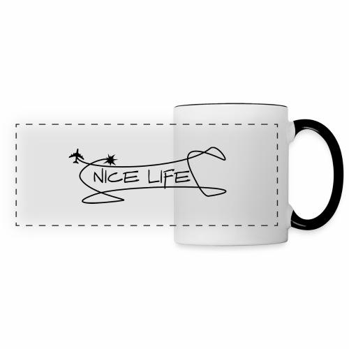 nice life 2 - Tazza con vista