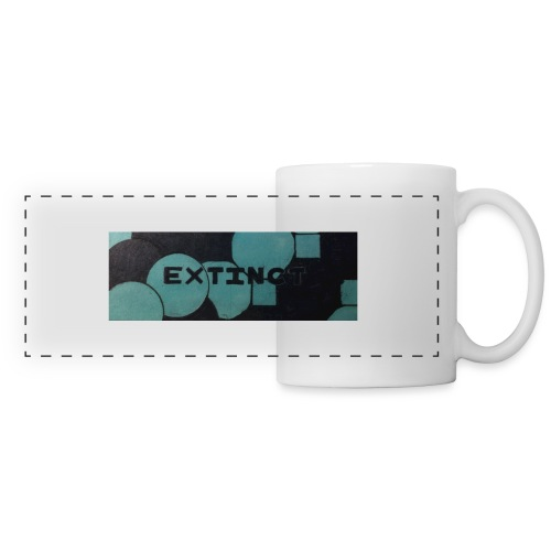Extinct box logo - Panoramic Mug