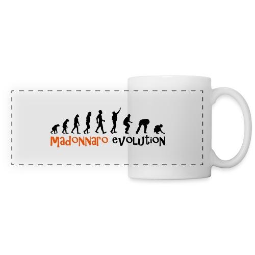 madonnaro evolution original - Panoramic Mug