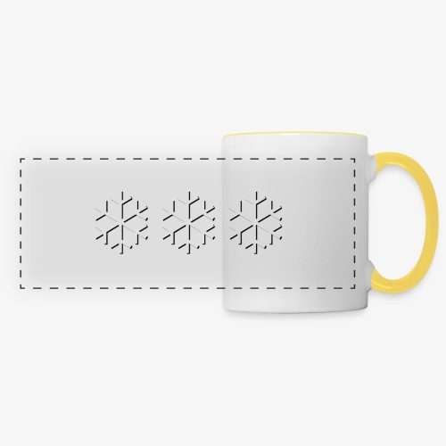 Calm yourself! (Logo Edition) - Panoramic Mug