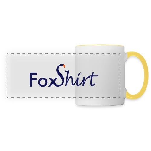 FoxShirt - Panoramic Mug
