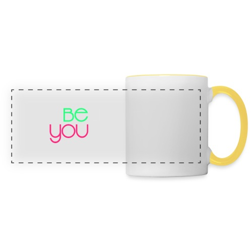 be you - Tazza con vista