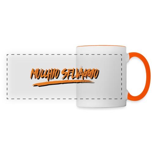 Mucchio Selvaggio 2016 Dirty Orange - Tazza con vista