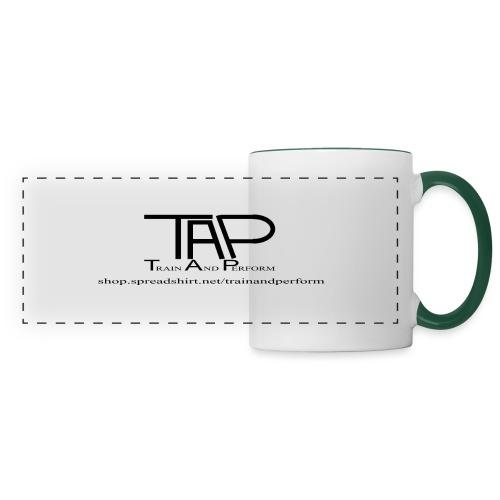 TAPLogoItem black - Panoramic Mug