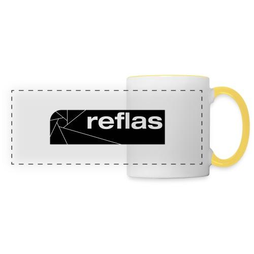 Reflas Clothing Black/Gray - Tazza con vista