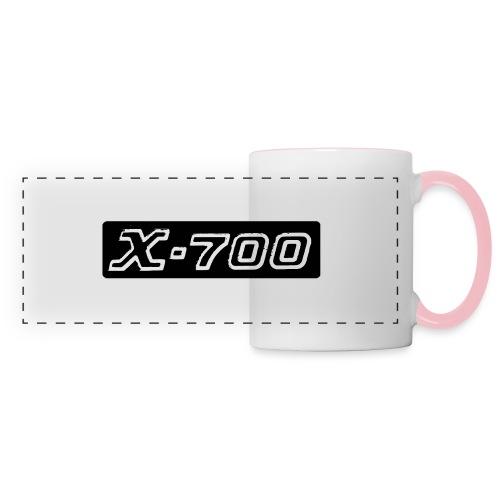 Minolta X-700 - Tazza con vista