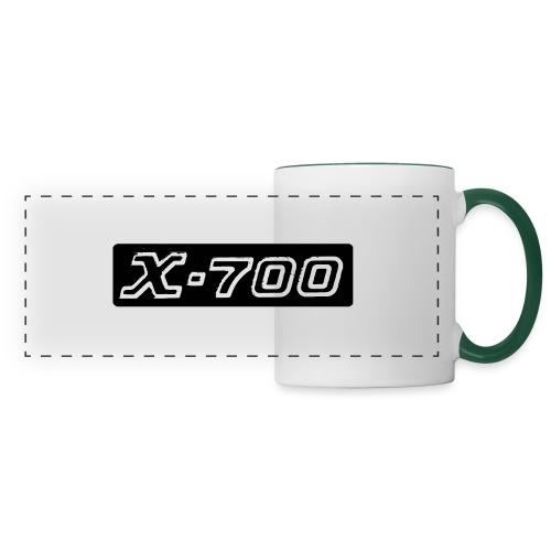 Minolta X-700 - Tazza panoramica
