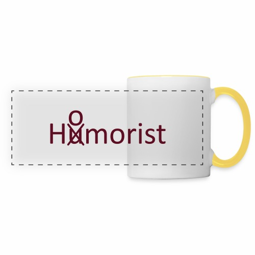 HuOmorist - Panoramatasse