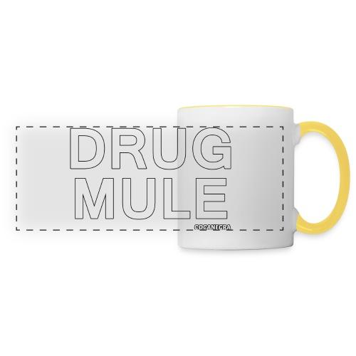 Drug Mule bag - Tazza con vista