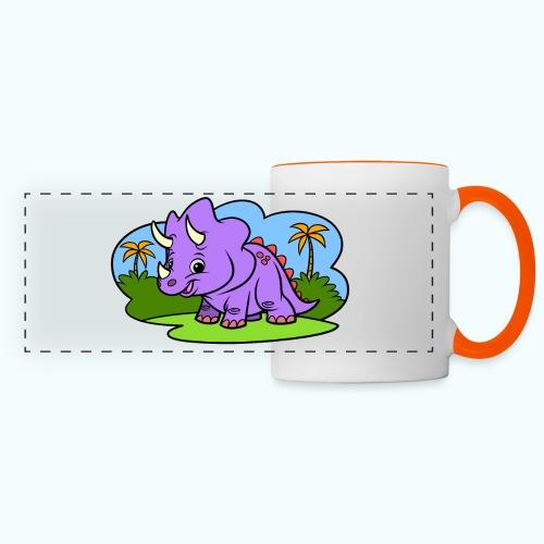 Tiny Dinosaur - Panoramic Mug