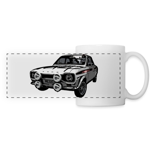 Mk1 Escort - Panoramic Mug