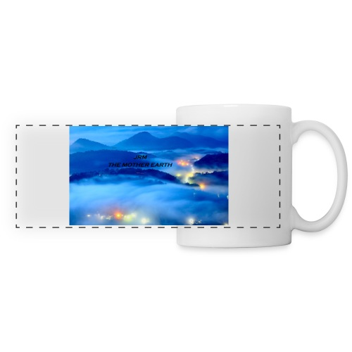 the mother earth collection 2017 - Mug panoramique contrasté et blanc