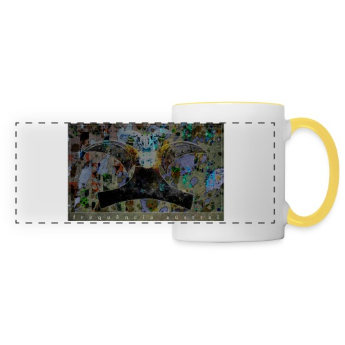 Mojitos Azul (b jade) - Panoramic Mug