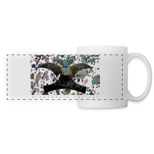 Blue Mojitos (w) - Panoramic Mug