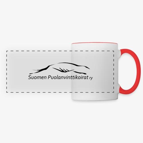 SUP logo musta - Panoraamamuki