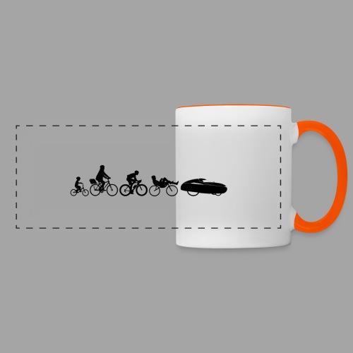 Bicycle evolution black - Panoraamamuki