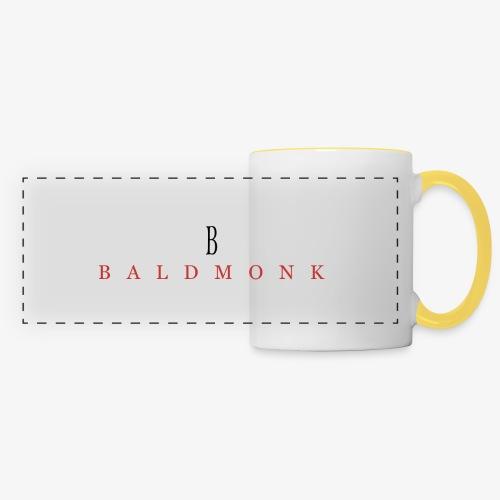 Baldmonk Classic Logo - Panoramic Mug