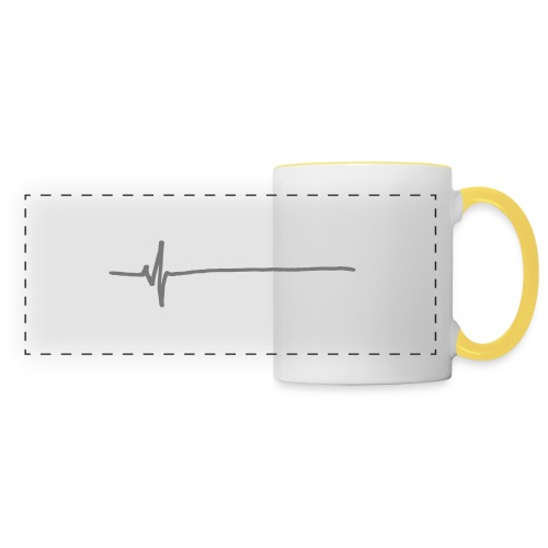 Flatline - Panoramic Mug