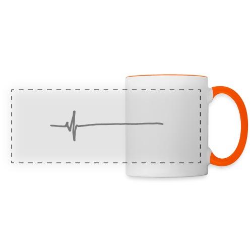 Flatline - Panoramic Mug