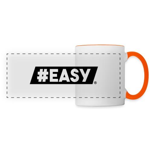 #EASY Classic Logo T-Shirt - Tazza con vista