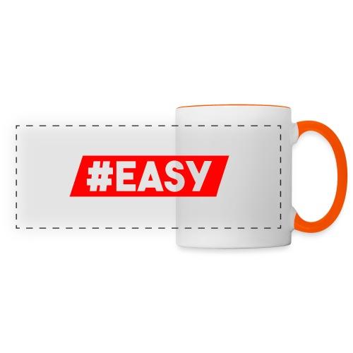 #EASY Classic Logo Snapback - Tazza con vista