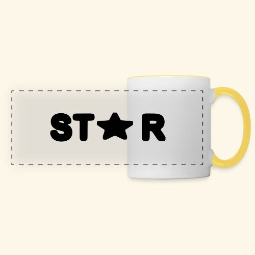 Star of Stars - Panoramic Mug