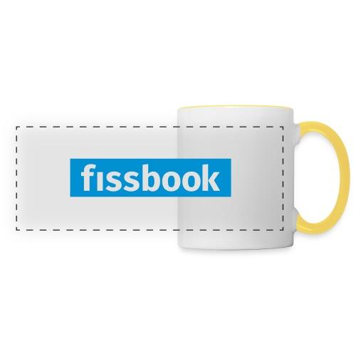Fissbook Derry - Panoramic Mug