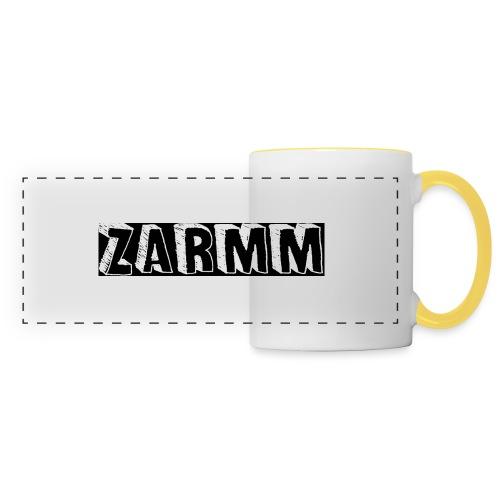 Zarmm collection - Mug panoramique contrasté et blanc