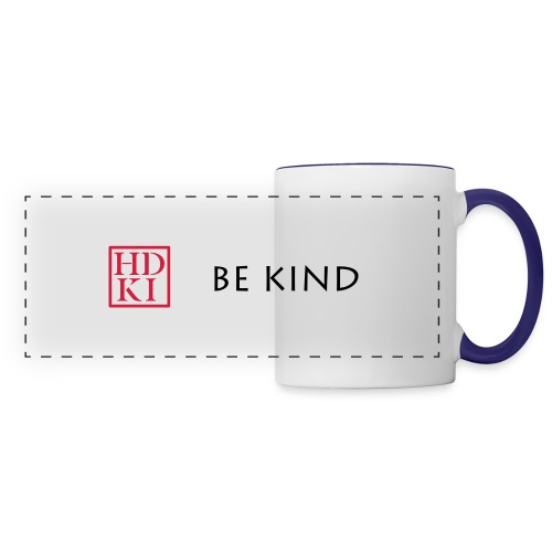 HDKI Be Kind - Panoramic Mug