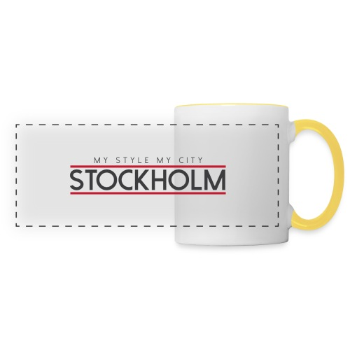 MY STYLE MY CITY STOCKHOLM - Panoramic Mug